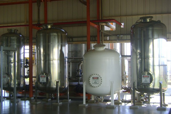 Filtros Aço Inox e Aço Carbono
